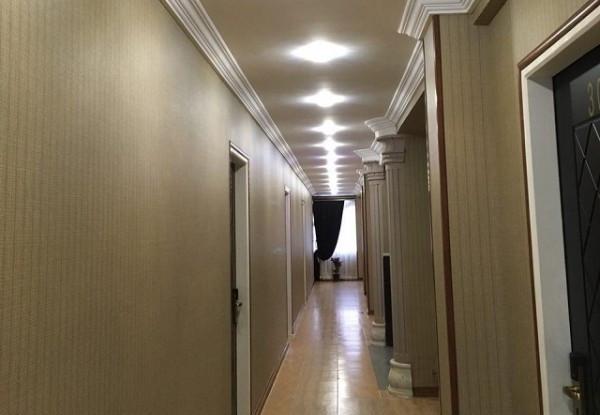 هتل زیارت