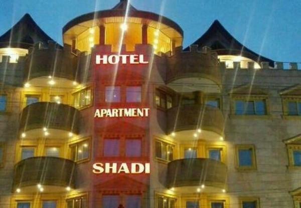 هتل آپارتمان شادی