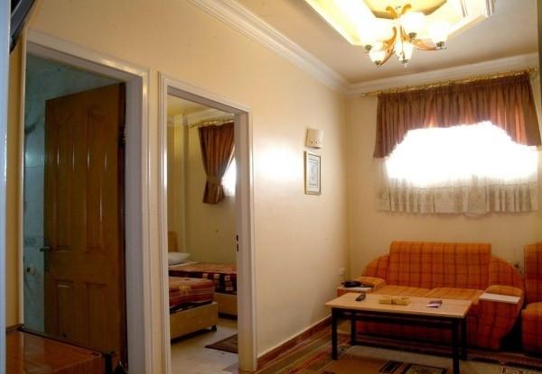 هتل آپارتمان ملل