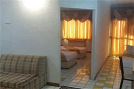 هتل آپارتمان زیتون