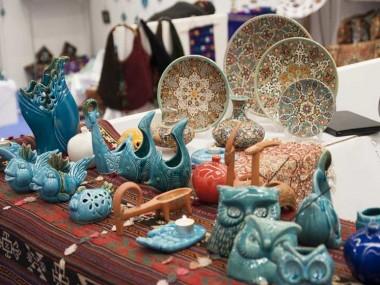 افتتاح اولین مدرسه صنایع دستی در ایران
